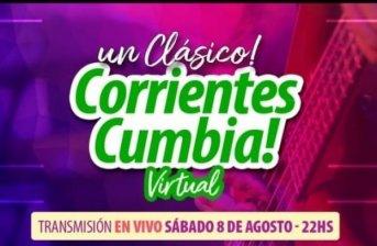 Nuevamente el Corrientes Cumbia acaparará la mirada de todos los correntinos