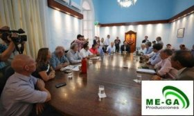 Exclusivo: El Gobernador Gustavo Vald�s convoc� al Comit� de Crisis