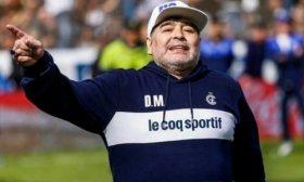 Pone marcha el Gimnasia de Diego Maradona