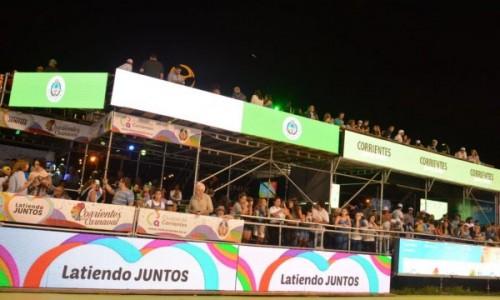 Tassano manifestó que el carnaval de Corrientes está en constante crecimiento