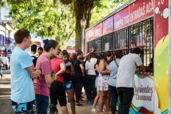 Personas con discapacidad tienen el acceso libre y gratuito a los Carnavales oficiales