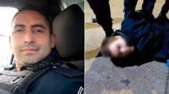 Chico de 13 que apuñaló a un policía quedará bajo custodia de su tío