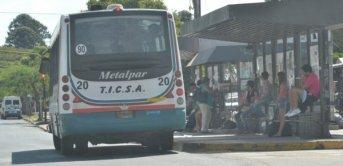 Colectivos Chaco-Corrientes: la Comuna dice que no tiene competencia para intervenir