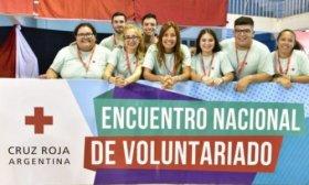 Inici� el Encuentro Nacional de Voluntarios de Cruz Roja Argentina