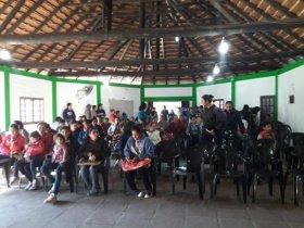 Salud presentó la tarjeta Mbareté en Bella Vista y San Miguel <br />
