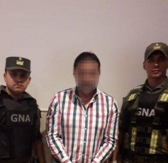 Juan Faraone, el ex intendente que fue detenido por la Gendarmería