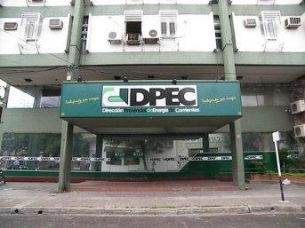 DPEC informa que no participó de las tareas en las que falleció un operario municipal de Goya