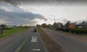 Un hombre muri� tras colisi�n frontal entre dos motocicletas