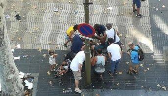 Barcelona: confirman que hay dos argentinos heridos