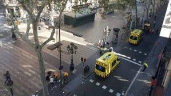 El Estado Islámico se adjudicó el atentado en Barcelona