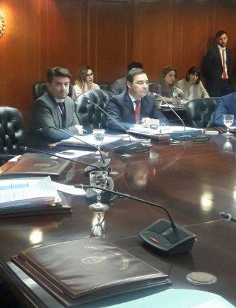 """Valdés: """"La gente pide transparencia en la Justicia"""""""