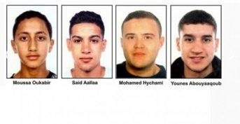 Identificaron los cadáveres de tres marroquíes presuntos autores del ataque