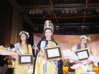 Empedrado: Sol Barrios es la Reina Provincial del Estudiante