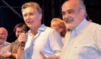 Macri estará para el inicio de las obras del puerto en Itá Ibaté