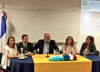 Colombi destacó la importancia la energía renovable para el país<br />