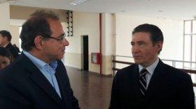 Embajador de Francia firmó convenios con Corrientes y Chaco<br />