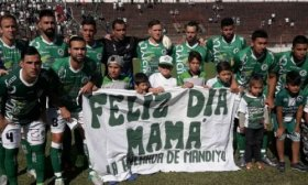 Mandiy� perdi� 1 a 0 ante Guaran� de Posadas