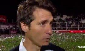 """Guillermo Barros Schelotto se mostr� conforme, extra�� a Fernando Gago, pero dijo que """"el equipo tiene que saber reemplazarlo porque somos Boca&a"""