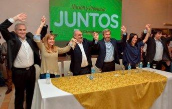 Rogelio Frigerio llega a Corrientes para cerrar la campaña oficial