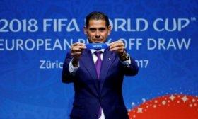 A Italia lo complic� el sorteo del repechaje para llegar a Rusia 2018