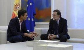 El Gobierno espa�ol pact� con el socialismo la celebraci�n de elecciones en Catalu�a en enero