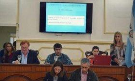El Concejo aguarda proyectos sujetos a la transici�n y medita sobre la presidencia
