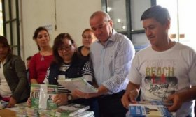 Cargan urnas de Capital y anuncian que no habr� demoras en resultados oficiales