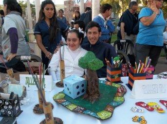 Este viernes 20 Expo-Integral en la Plaza Vera