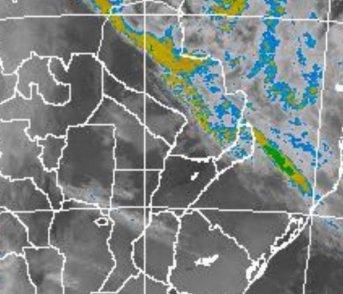 Persiste el alerta por tormentas para Corrientes, Chaco y Formosa