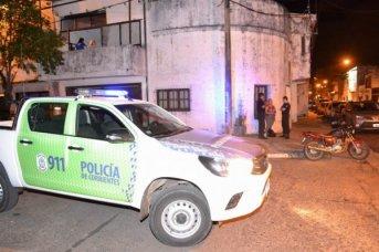Pelea callejera: una mujer terminó herida en el centro capitalino