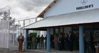 Libres: la Unidad Penal Nº 9 podrá albergar 100 internos