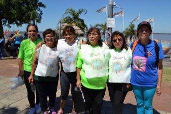 La Fundación Alco festeja 50 años con una caminata