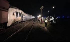 Alemania: al menos 50 heridos en un choque de trenes cerca de Dusseldorf