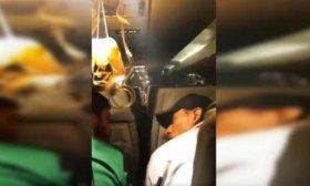 VIDEO: Terror por un desperfecto en el vuelo de Oriente Petrolero