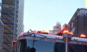 Alerta en Manhattan por explosi�n en una estaci�n de colectivos