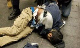 As� fue la explosi�n que gener� terror en pleno centro de Nueva York