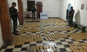 En dos operativos, Prefectura incaut� 439 kilos de marihuana en Itat�