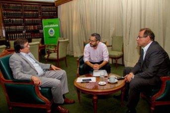 Vaz Torres y Tassano consolidan un esquema de trabajo conjunto en el plano económico