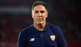 Tras la operación por un cáncer de próstata, Eduardo Berizzo volvió de manera sorpresiva al Sevilla
