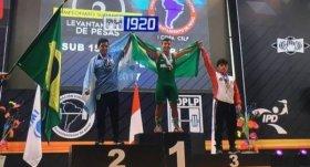 Jonatan Leyes abrochó medalla de plata en el Sudamericano de Perú