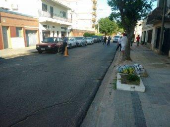 """Se entregó el vecino """"justiciero"""" que baleó a motochorros y terminó hiriendo a una joven en pleno barrio Libertad"""