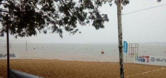 El Paraná sigue en ascenso y en Ituzaingó inhabilitaron cuatro de las seis playas