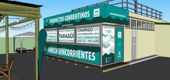 Inauguran mañana el primer espacio exclusivo de la marca Hecho en Corrientes<br />