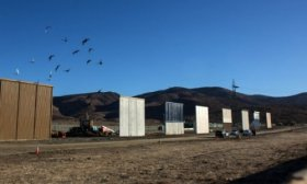 Donald Trump avanza con su muro para aislar a M�xico: las 8 opciones que tiene en vista