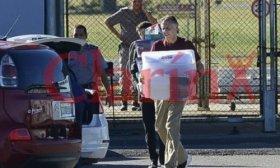 Crist�bal L�pez ya dej� el penal de Ezeiza y qued� en libertad