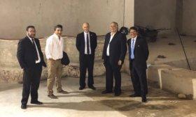 """Cassani : """"El Teatro Dora de Empedrado es un tesoro cultural e hist�rico de  toda la provincia """""""
