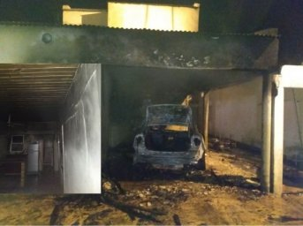 Investigan incendio ocurrido dentro de la casa de un abogado