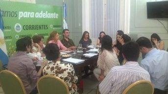 El Copnaf realiza su primera reunión del año
