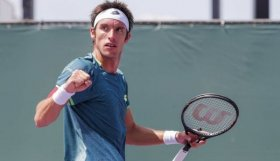 Mayer no pudo imitar lo realizado en Indian Wells