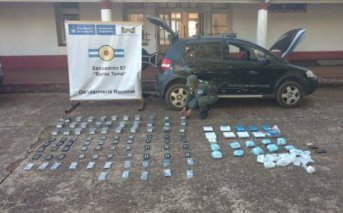 Corrientes: Decomisaron contrabando de celulares